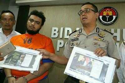 Posting Meme Hina Presiden dan Kapolri di Akun Instagramnya, Pria asal Pasuruan Diringkus Polisi
