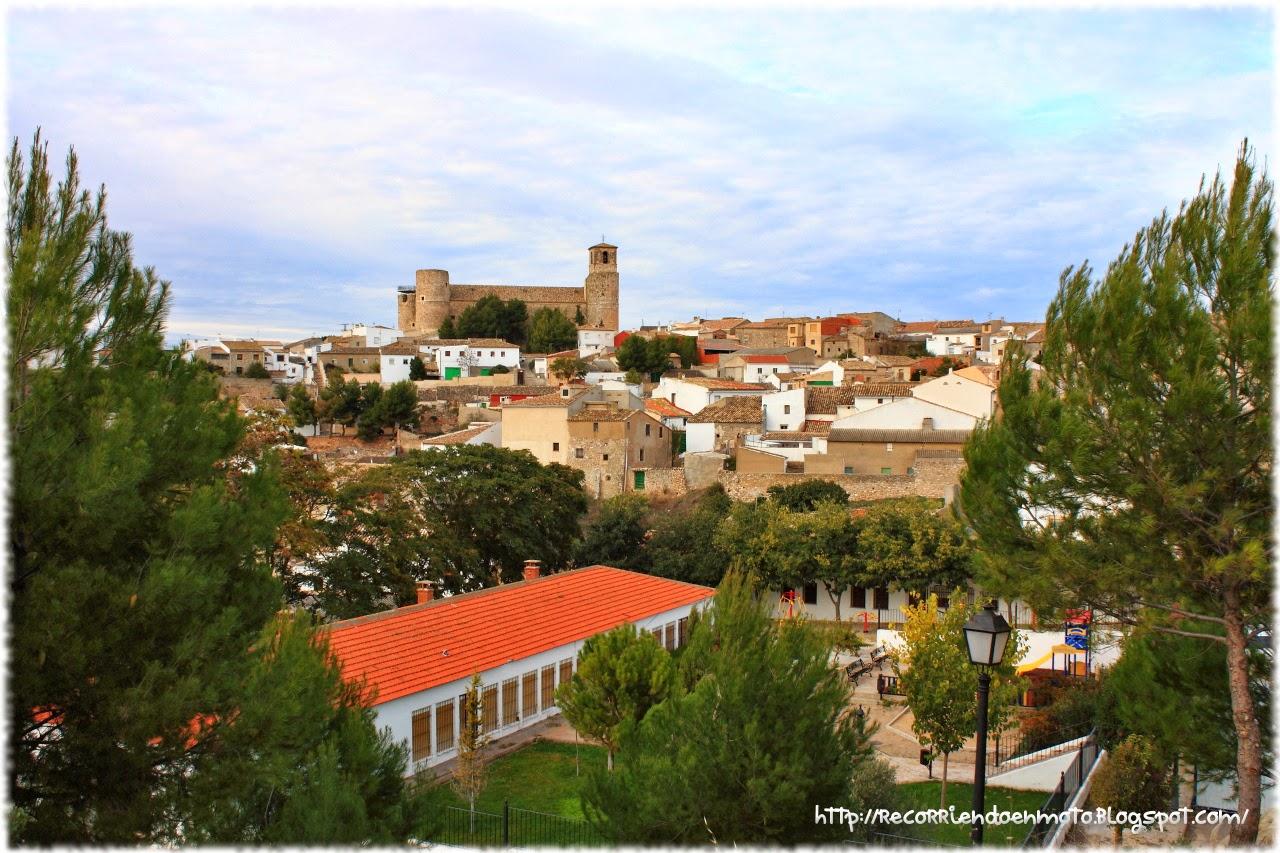 Vista de Castillo de Garcimuñoz