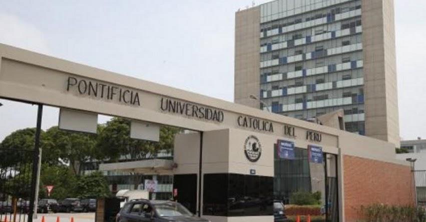 PUCP: Universidad Católica llama a buscar la unidad y priorizar intereses nacionales