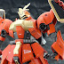 Custom Build: HGUC 1/144 Jagd Doga