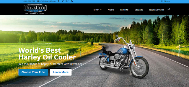 well-known manufacturer and dealer of Harley-Davidson parts and supplies