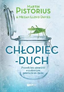 """Chłopiec duch"" Martin Pistorius, Megan Lloyd Davies"