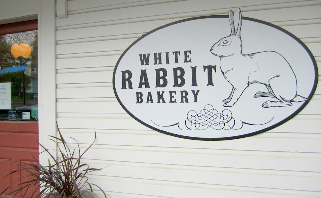 White Rabbit Bakery in Aurora, Oregon