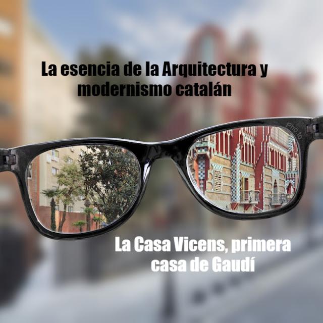 La esencia de la Arquitectura y modernismo catalán