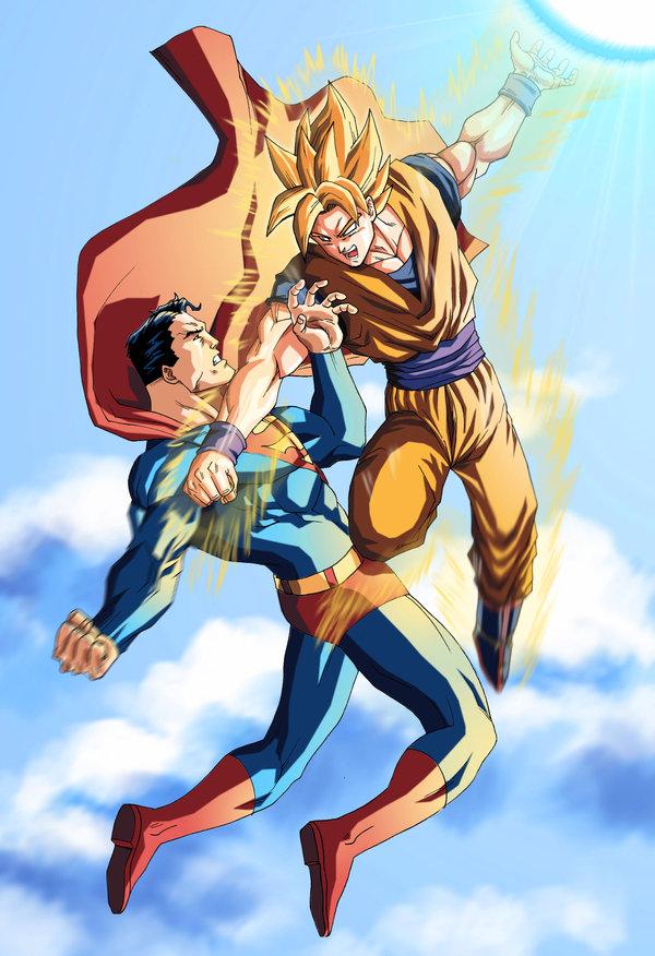 Chans att se bla supermane