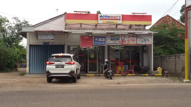 Alfamart Tanjung Raja Dibobol Maling