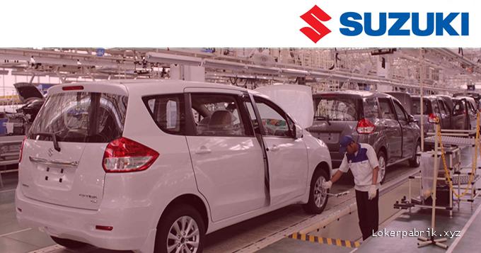 Lowongan Kerja PT. Suzuki Indomobil Motor Kawasan GIIC Januari 2018