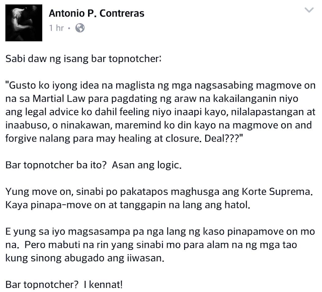 Prominent DLSU professor slams bar topnotcher criticizing anti-Marcos burial