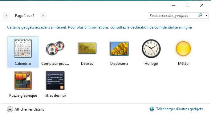 Comment mettre une horloge sur le bureau windows 10 - Comment mettre icone sur bureau ...