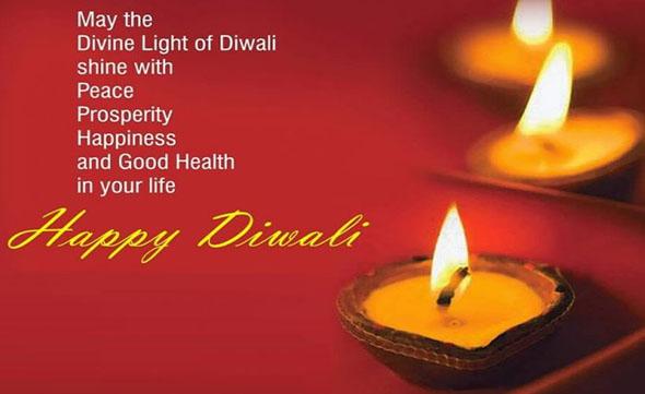 Diwali Photo With Status
