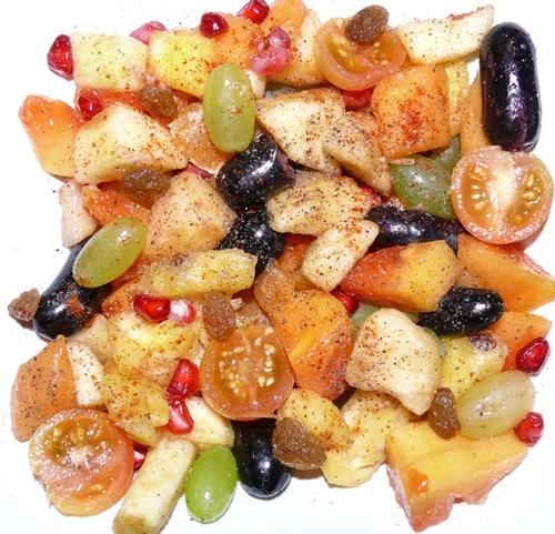 Bon Appetit!: Chill Thrill Fruit Chaat