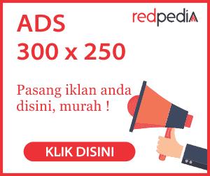 Pasang iklan di REDpedia.com