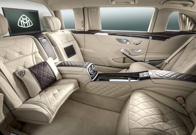 究極の超高級車「メルセデス・マイバッハS600プルマン」が日本発売!価格は8800万円に。
