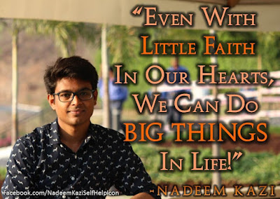 Best Motivational Quotes, Inspiring Sayings, Nadeem Kazi
