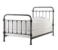 Tilden Standard Metal Bed