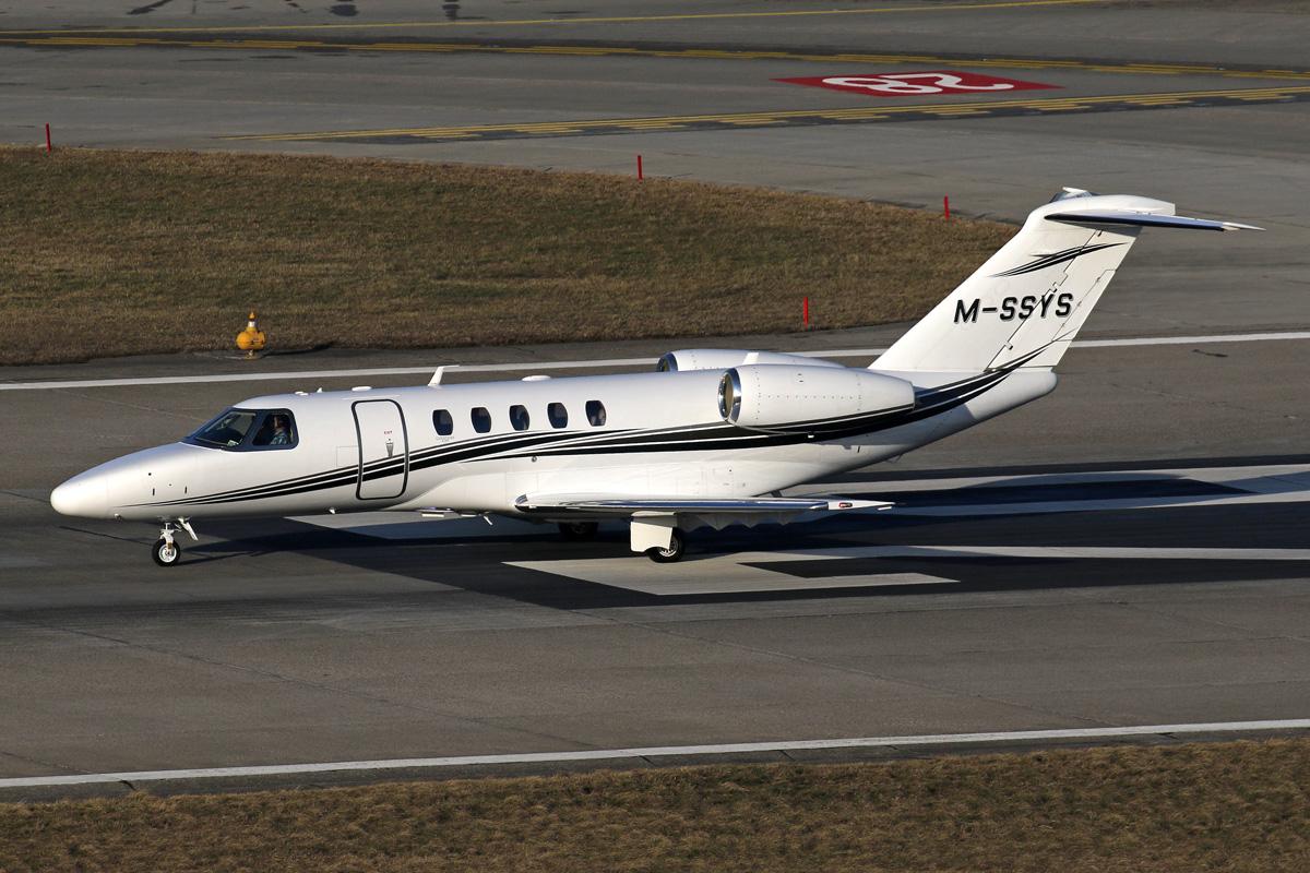 Planes And Trains Planes M Ssys Cessna 525c Citation