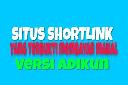 5 Situs Shortlink Penghasil Uang Dollar Terlegit Di 2019 [High CPM Indonesia]