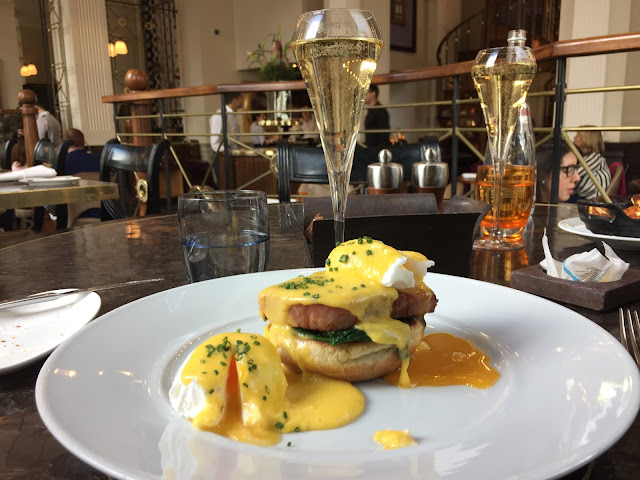 The Balcon Luxury Brunch Adventures of a London Kiwi