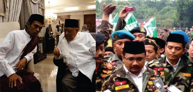 Ketum Banser Minta Ustadz Abdul Somad Santun, Netizen: Kalau Bubarin Pengajian Santun Gak Ya?