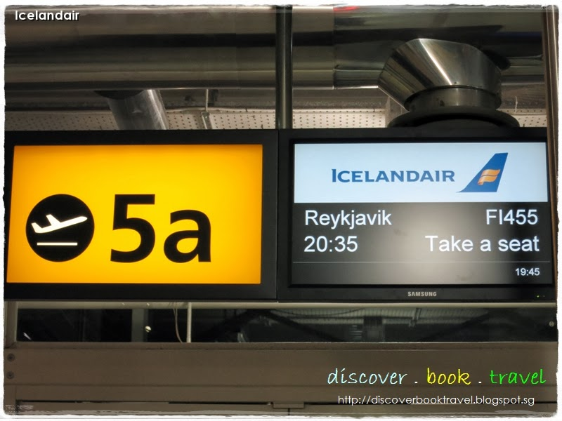 Airline Review: Icelandair Flight from London to Reykjavík ...  Airline Review:...