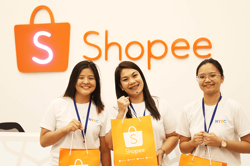 Shopee helps youth boost PH's e-commerce industry