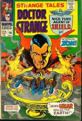 Strange Tales #156, Dr Strange