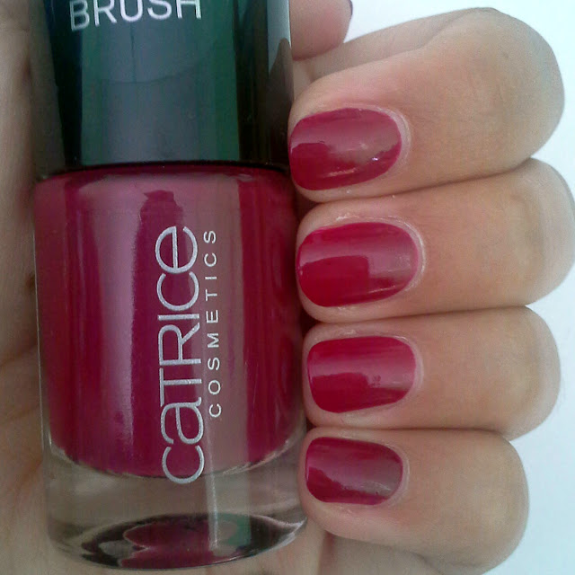 Catrice Its a very berry bash