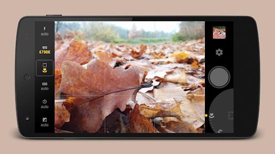 2 Aplikasi Manual Kamera dengan dan Tanpa Camera2 API