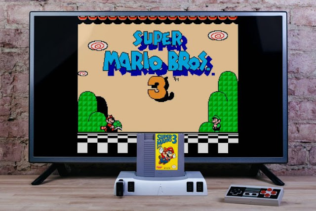 Conoce Analogue Nt Mini que reproduce cartuchos de Nintendo