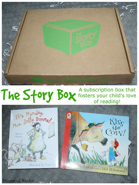 The Story Box Review and Giveaway