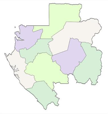 image: Blank Gabon color map