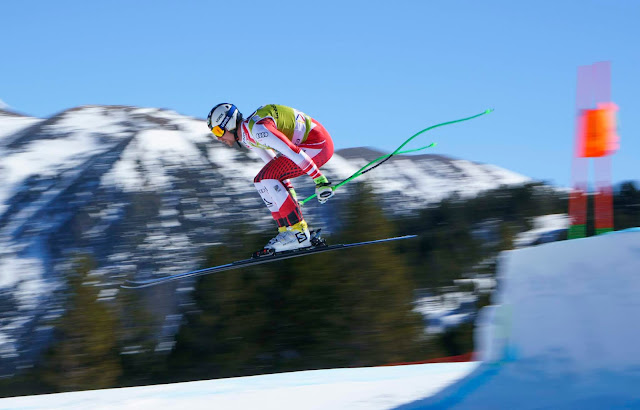 Soldeu El Tarter 2019 Alpine Skiing World Cup Finals. Speed Events: Downhill and Super-G