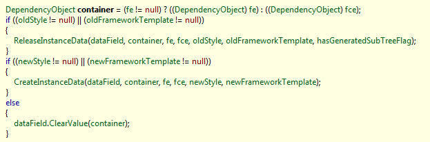 DOT NET TRICKS: Internals of Dependency Property in WPF