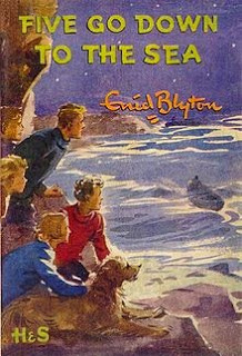 Download free ebook Famous Five 12 - Five Go Down To The Sea By Enid Blyton pdf