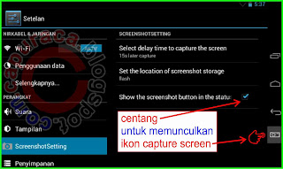 Cara screenshot layar handphone android,handphone, screenshot layar handphone, capture screen handphone,