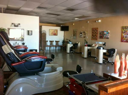 For Sale or Rent or Trade Manicure Pedicure Nail Saloon