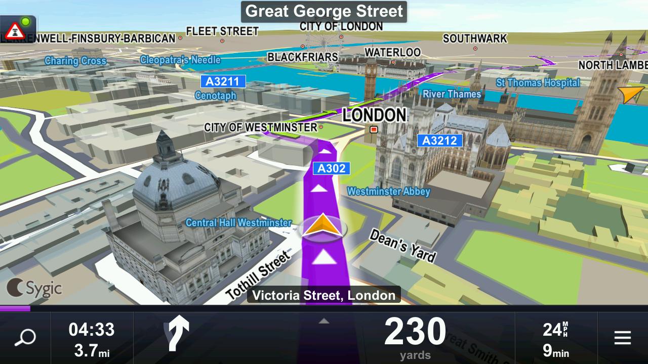 the mobile hub sygic gps navigation maps 13 2 2 apk free download. Black Bedroom Furniture Sets. Home Design Ideas