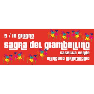 Sagra del Giambellino 9-10 giugno Milano