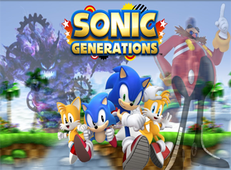 Sonic Generations [Full] [Español] [MEGA]