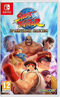 Street Fighter 30th Anniversary Collection Switch XCI NSP