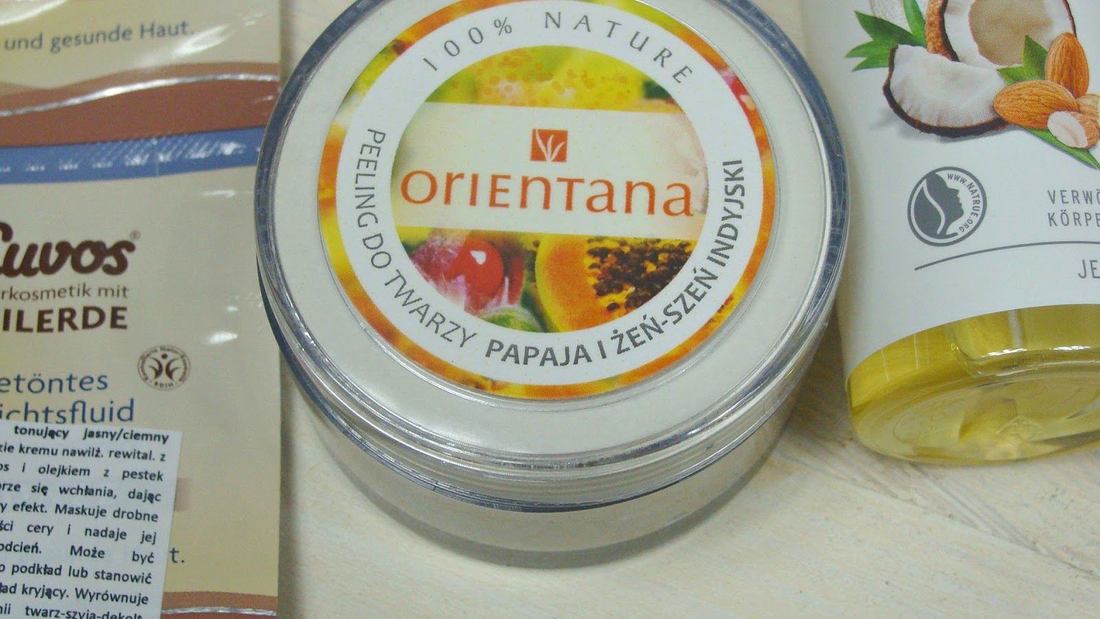 Naturbox   nowe pudełko subskrypcyjne  z kosmetykami naturalnymi
