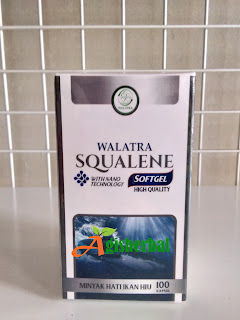Walatra Squalene Softgel