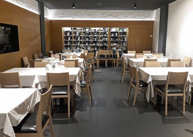 Restaurante del Río, Cangas del Narcea