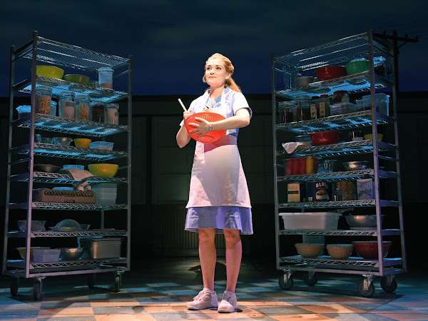 Coming to Detroit: Waitress