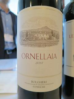 Ornellaia 2014 (94 pts)