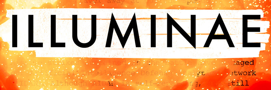 Illuminae by Amie Kaufman and Jay Kristoff Blog Tour