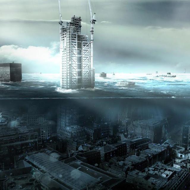 Underwater City Wallpaper Engine