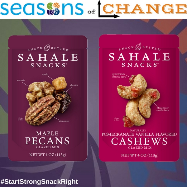 seasons of change sahale snacks clif bar savings
