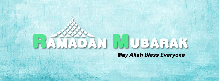 Ramadan Mubarak Images 2018 for Facebook Cover Photo