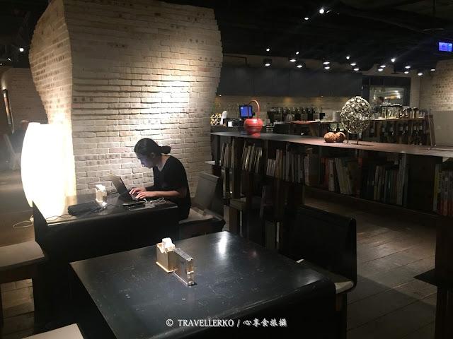 [食記·台北] 築空間 ARKI GALERIA (菜單)